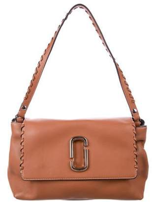 Marc Jacobs Leather Crossbody Bag Brown Leather Crossbody Bag