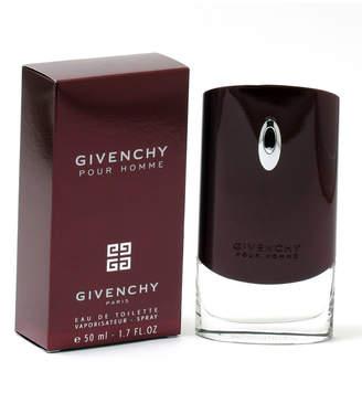 Givenchy Men's Pour Homme 1.7Oz Eau De Toilette Spray