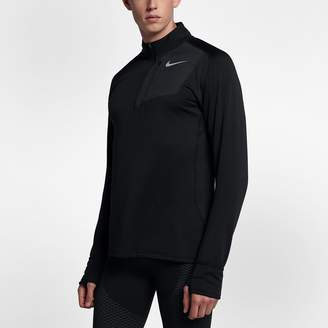 Nike Therma Sphere Element Men's Long Sleeve Half-Zip Running Top