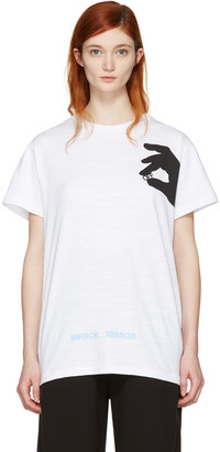 Off-White Black Hand 'Off' T-Shirt $310 thestylecure.com