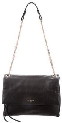 Lanvin Medium Sugar Bag Black Medium Sugar Bag