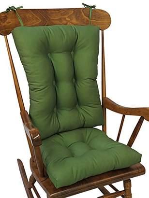 The Gripper Non-Slip Twill Rocking Chair Cushions