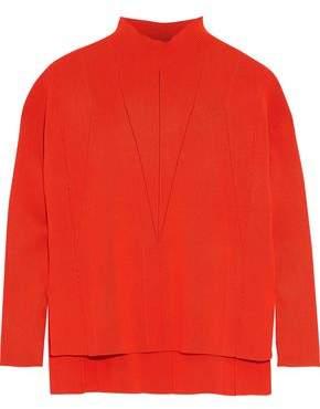 Morgan Iris & Ink Ribbed-Knit Turtleneck Sweater