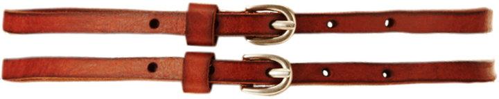 Barneys New York CO-OP Split Strap Belt