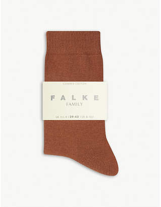Falke Family cotton-blend ankle socks