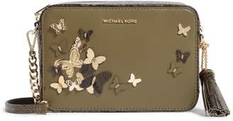 MICHAEL Michael Kors Leather Camera Bag