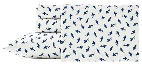 Poppy & Fritz Sharks Sheet Set - Poppy & Fritz®