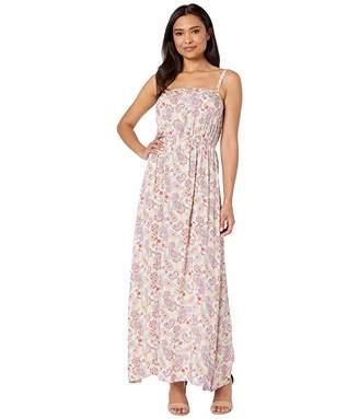 Roper 6800 Sunflower Paisley Maxi Dress