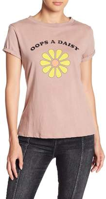 Knit Riot Oops A Daisy Short Sleeve Tee