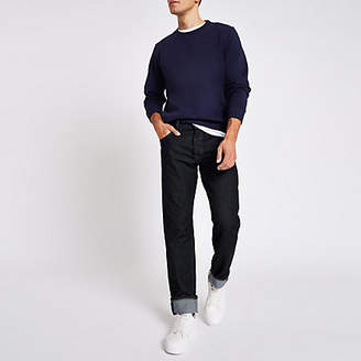 River Island Pepe Jeans blue relaxed Callen jeans