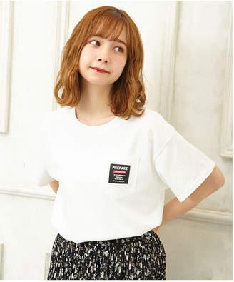 INGNI (イング) - INGNI ポケットBOXロゴ/Tシャツ