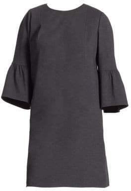 Lafayette 148 New York Lafayette 148 New York, Plus Size Plus Marissa Bell Sleeve Shift Dress