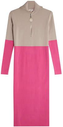 Natasha Zinko Two-Tone Dress