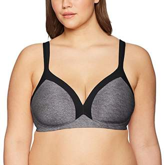 Warner's Women's Plus Size Simply Perfect Full Figure Cooling Wire-Free Bra
