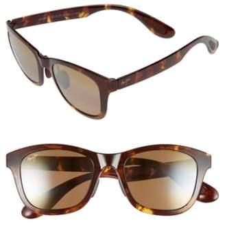 Maui Jim Hana Bay 51mm PolarizedPlus2(R) Sunglasses