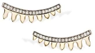 L.a.p.a. Ara Vartanian Diamonds Earrings
