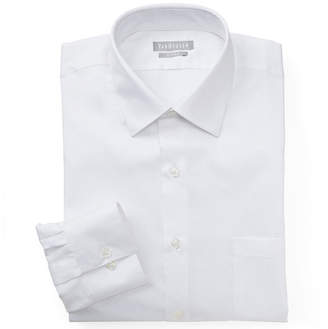 Van Heusen No-Iron Lux Sateen Dress Shirt-Big & Tall