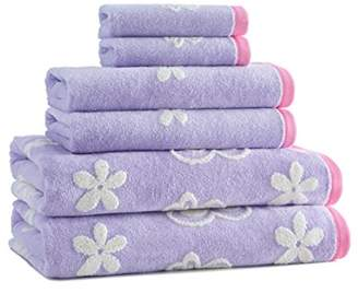 Kassatex Kasha Kids Butterfly Hand Towel