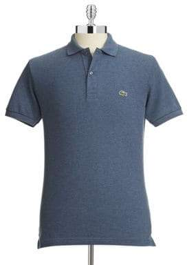 Lacoste Slim Fit Pique Polo Shirt