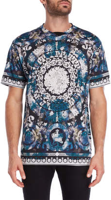 Versace Signature Floral Tee