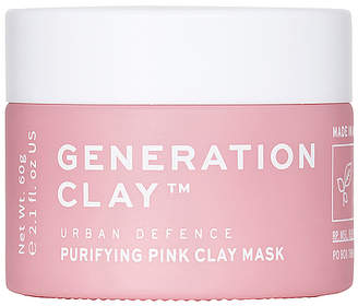 Generation Clay Urban Defense Purifying Pink Clay Mask
