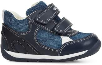 Geox Baby's Each First Steps Sneakers