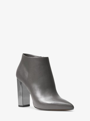 MICHAEL Michael Kors Paloma Leather Bootie