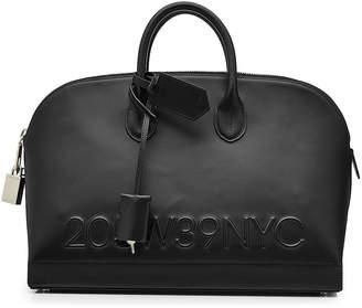 Calvin Klein Satchel Leather Handbag