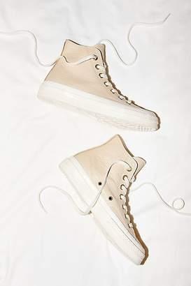 Converse Embossed Hi Top Sneaker