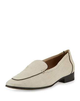 THE ROW Adam Raffia Loafer, Natural $795 thestylecure.com