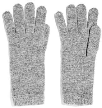 Johnstons of Elgin Cashmere Gloves - Gray