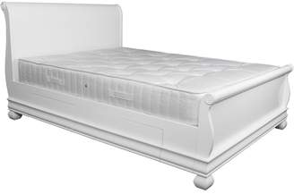 Sweet Dreams Heather Bed Frame Mattress with Mattress Option (Buy and SAVE!)