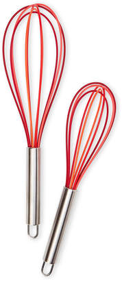 Core Bamboo Set of 2 Silicone Whisks