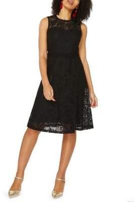 Dorothy Perkins Adele Lace Midi Dress
