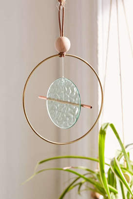 Urban Outfitters Ladies & Gentlemen Studio X Glass Disc Wind Chime