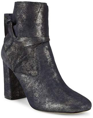Sigerson Morrison Women's Sally Ankle-Wrap Leather Boots