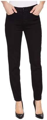 Tribal Five-Pocket Ankle Jegging 28 Dream Jeans in Black Women's Jeans