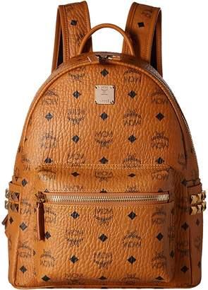 MCM Stark Side Stud Small Backpack Backpack Bags