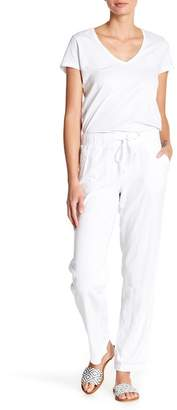 Joe Fresh Wide Leg Linen Blend Pants