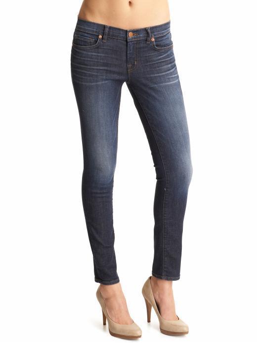 J Brand 910 Skinny Leg Jeans