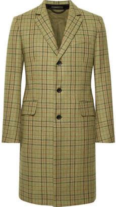 Rag & Bone Yorke Plaid Wool Coat