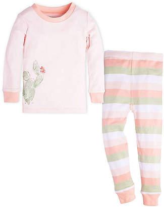 Burt's Bees Kids Prickly Pear Organic Cotton Pajama Set