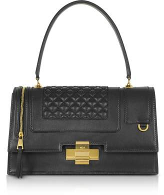 N°21 Black Quilted Leather Alice Bag