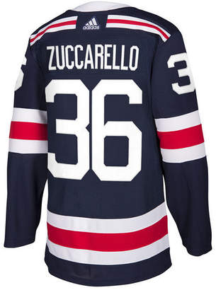 adidas Men's Mats Zuccarello New York Rangers Winter Classic Authentic Player Jersey 2018