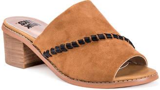 Muk Luks Blanche Womens Heeled Sandals