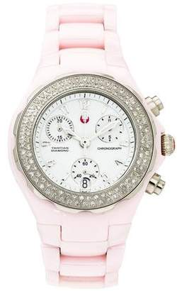 Michele Ceramic Tahitian Watch