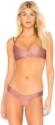 Maaji Reversible Sporty Bikini Top
