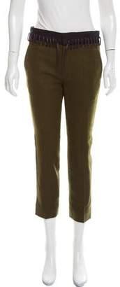 Haider Ackermann Wool Mid-Rise Pants w/ Tags
