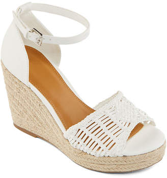 71a9a13e454ac A.N.A Womens Horizon Wedge Sandals