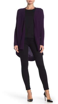GRIFFEN CASHMERE Ribbed Cashmere Cardigan